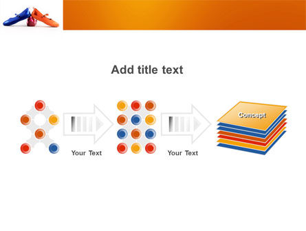 Slippers PowerPoint Template Slide 9