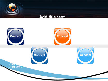 Earth PowerPoint Template Slide 19