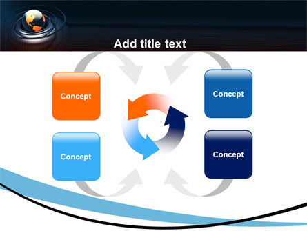Earth PowerPoint Template Slide 6