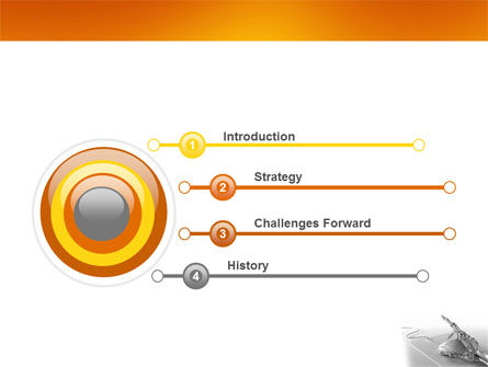 Cyber services PowerPoint Template, Slide 3, 05687, Technology and Science — PoweredTemplate.com