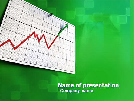 Consulting: Rate Rise PowerPoint Template #05689