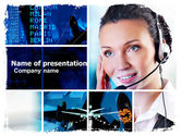 Cars and Transportation: Airline Schedule PowerPoint Template #05690