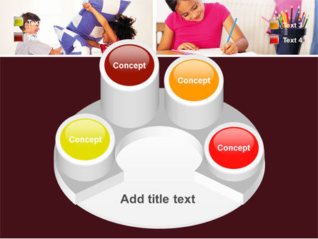 Kids Time PowerPoint Template Slide 12