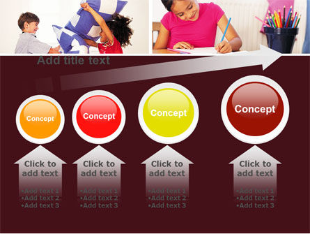 Kids Time PowerPoint Template Slide 13
