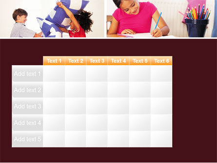 Kids Time PowerPoint Template Slide 15