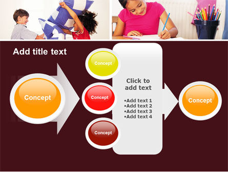 Kids Time PowerPoint Template Slide 17
