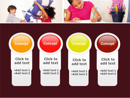 Kids Time PowerPoint Template Slide 5