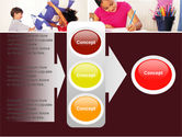 Kids Time PowerPoint Template#11