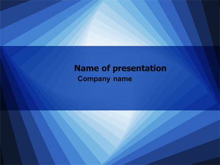 Abstract/Textures: Dimension PowerPoint Template #05698