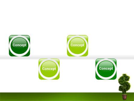 Dollar Tree PowerPoint Template Slide 19