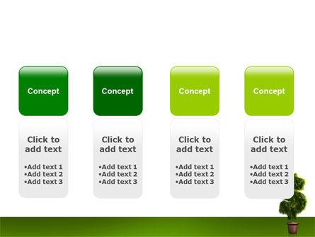 Dollar Tree PowerPoint Template Slide 5