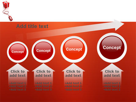 Online Present Shop PowerPoint Template Slide 13