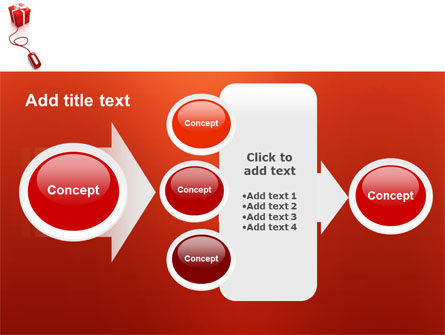 Online Present Shop PowerPoint Template Slide 17