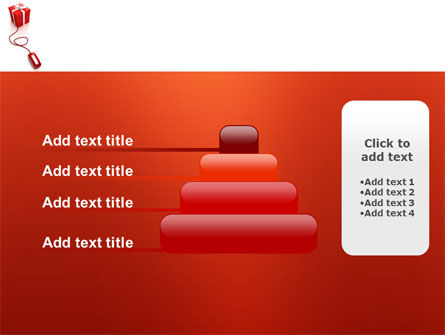 Online Present Shop PowerPoint Template Slide 8