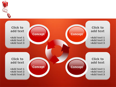 Online Present Shop PowerPoint Template Slide 9