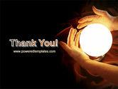 Glowing Sphere PowerPoint Template#20