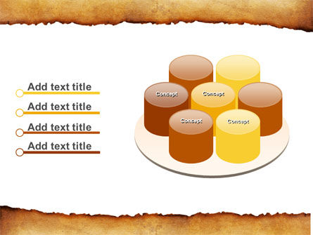 Old World PowerPoint Template Slide 12