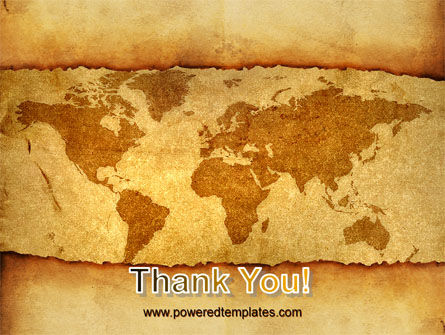 Old World PowerPoint Template Slide 20