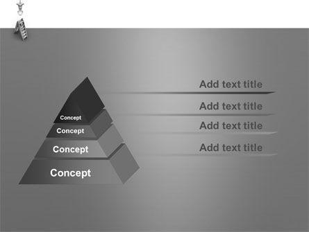 Lightbulb PowerPoint Template Slide 12