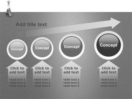 Lightbulb PowerPoint Template Slide 13