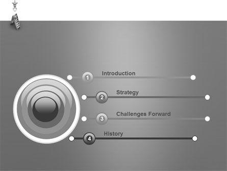 Lightbulb PowerPoint Template Slide 3
