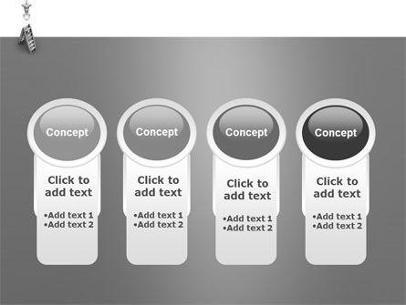 Lightbulb PowerPoint Template Slide 5
