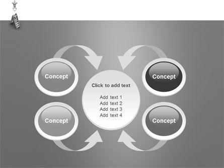 Lightbulb PowerPoint Template Slide 6