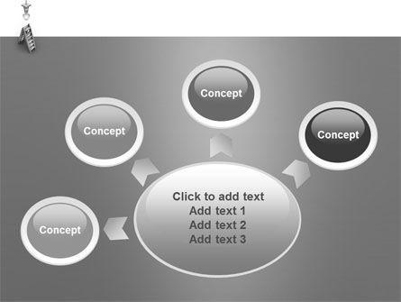 Lightbulb PowerPoint Template Slide 7