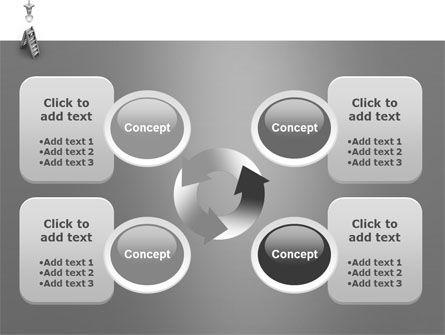 Lightbulb PowerPoint Template Slide 9