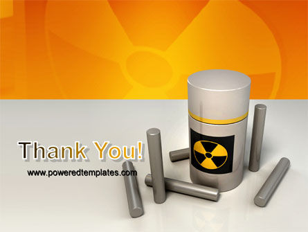 Nuclear Fuel PowerPoint Template Slide 20