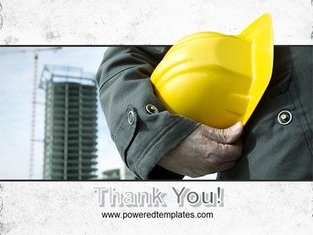 Builder PowerPoint Template Slide 20