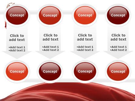 Red Elegance PowerPoint Template Slide 18