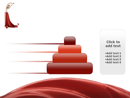 Red Elegance PowerPoint Template Slide 8