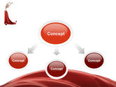 Red Elegance PowerPoint Template#4