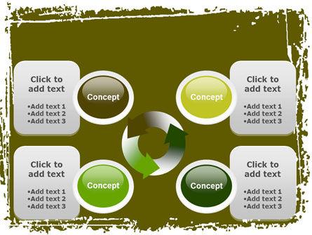 Hand Chakra PowerPoint Template Slide 9