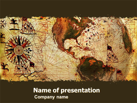Global: Age of Exploration PowerPoint Template #05714