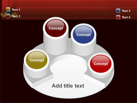 Chinese Bowl PowerPoint Template Slide 12