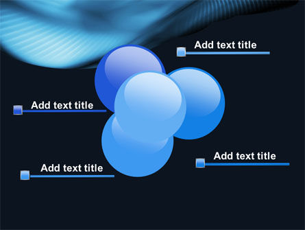 Midnight Blue PowerPoint Template Slide 10