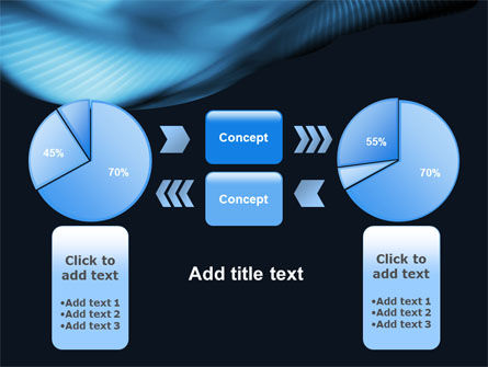 Midnight Blue PowerPoint Template Slide 11