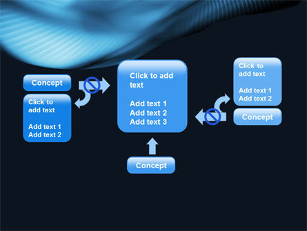 Midnight Blue PowerPoint Template Slide 13