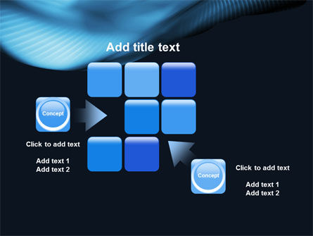 Midnight Blue PowerPoint Template Slide 16