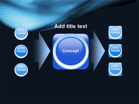 Midnight Blue PowerPoint Template Slide 17