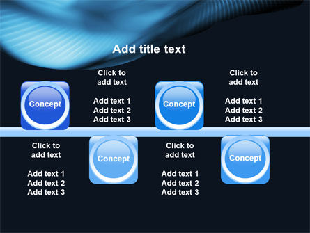 Midnight Blue PowerPoint Template Slide 19