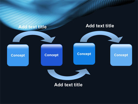 Midnight Blue PowerPoint Template Slide 4