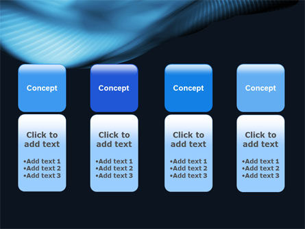 Midnight Blue PowerPoint Template Slide 5