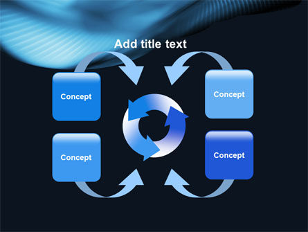 Midnight Blue PowerPoint Template Slide 6