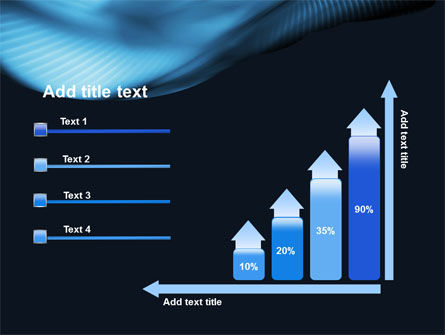 Midnight Blue PowerPoint Template Slide 8