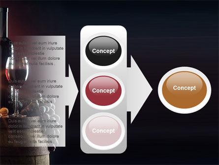 Wine Bottle PowerPoint Template Slide 11