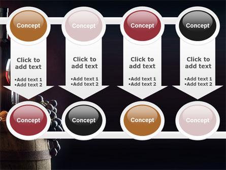 Wine Bottle PowerPoint Template Slide 18
