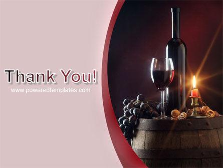 Wine Bottle PowerPoint Template Slide 20